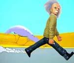 Einstein one minute genius icon